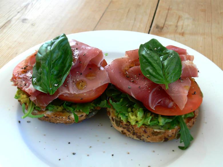 prosciutto sandwich-blur2