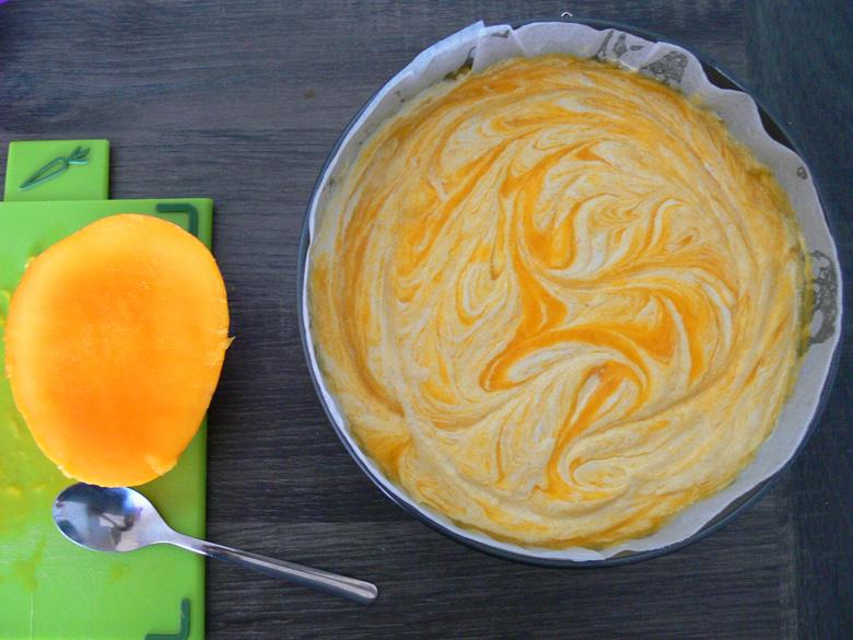 cake mango